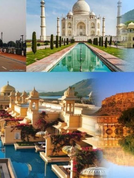 4 cities to visit india